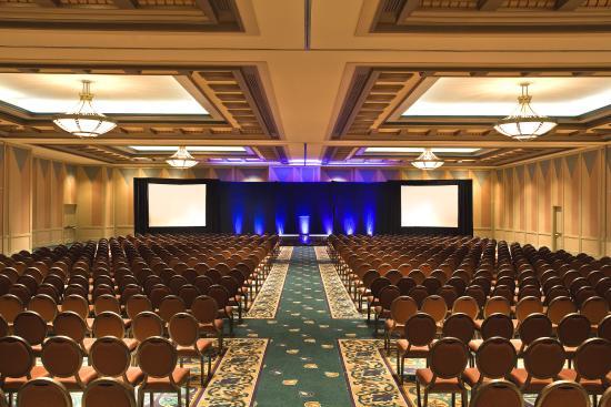 Sheraton Atlantic City Convention Center Hotel: Crown Ballroom