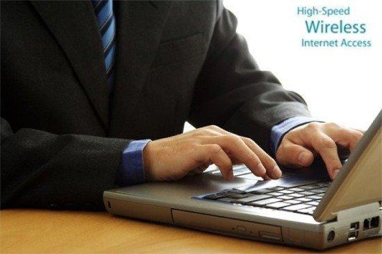 Baymont Inn & Suites Elkhart: Wireless Internet