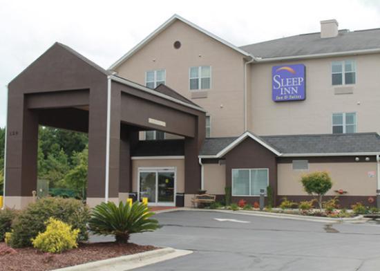 Sleep Inn & Suites -Jacksonville: Exterior
