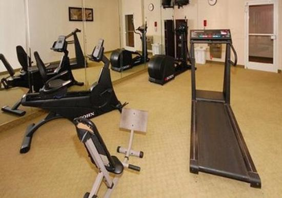 Sleep Inn & Suites -Jacksonville: Exercise room