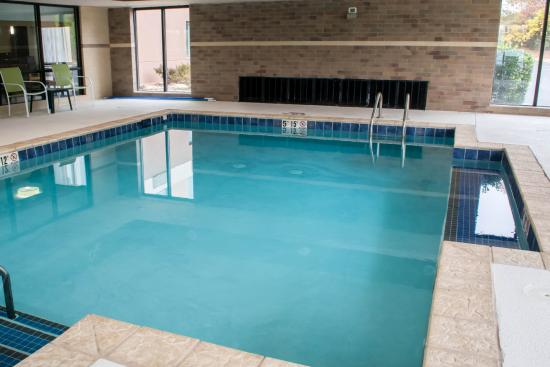 Sleep Inn Roanoke Rapids: Pool