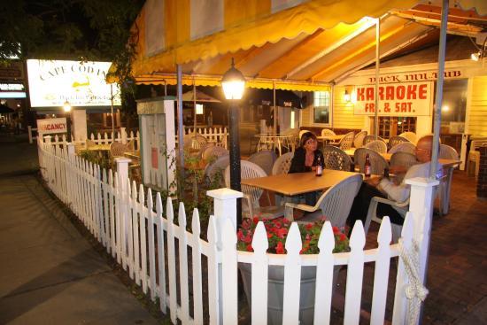 Cape Cod Inn: Duck Inn Pub