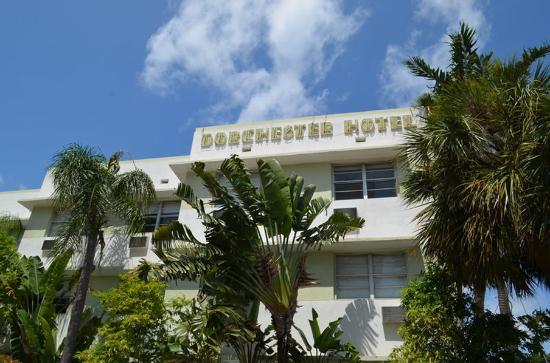 Exterior - Picture of Dorchester Hotel, Miami Beach - TripAdvisor