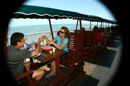 Lani Kai Island Resort: Restaurant