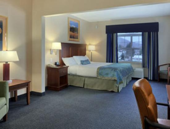Wingate by Wyndham Ellicottville: Standard King Bed Room