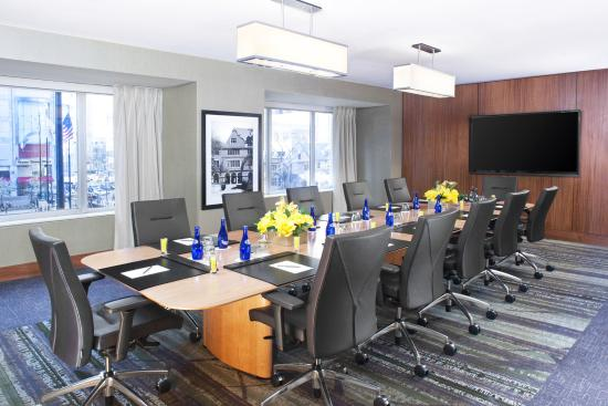 The Westin Michigan Avenue Chicago: Parks Boardroom