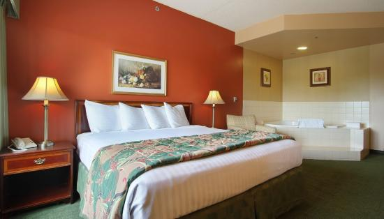 Hotel Mead & Conference Center: Guest Room