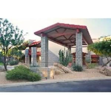 Thunderbird Executive Inn & Conference Center: Exterior