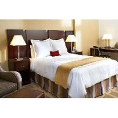 Thunderbird Executive Inn & Conference Center : Guest Room