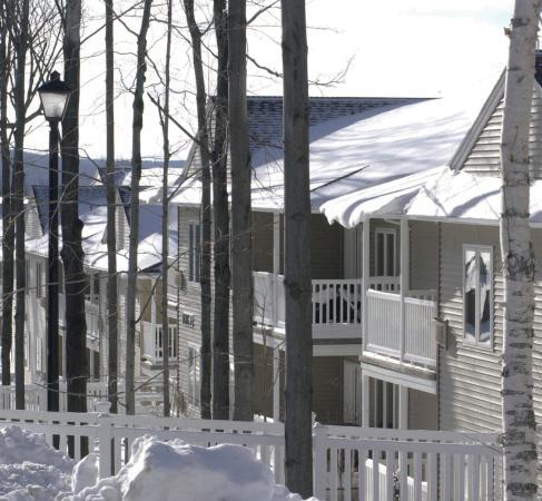 Vacation Village in the Berkshires: Winter Scene at Vacation Village at Berkshires