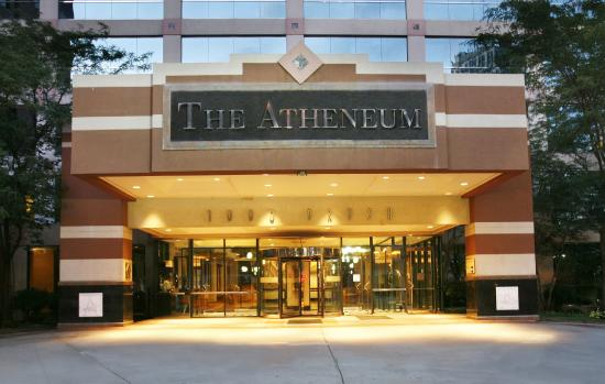 The Atheneum: Entrance