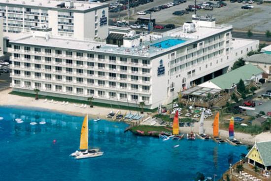 Princess Bayside Beach Hotel: Exterior
