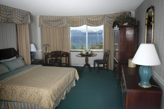 Crystal Bay, NV: Executive Level Room