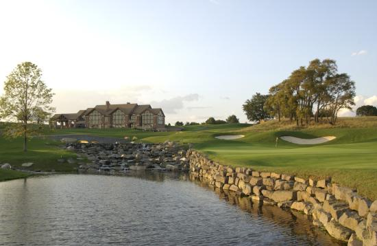 Chubb Hotel & Conference Center: Golf course