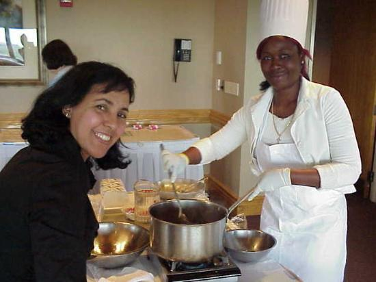 Chubb Hotel & Conference Center: Culinary Teambuilding
