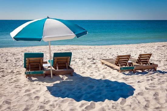 Perdido Beach Resort: Beach Picture