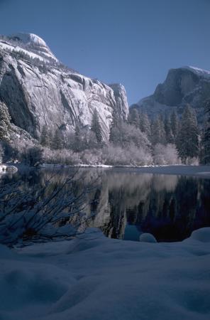 Half Dome Village: Yosemite