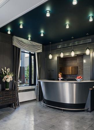Seton Hotel: Interior