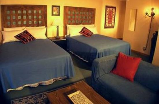 Hotel Pepper Tree: Bedroom