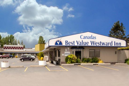 Westward Inn & Suites: Exterior