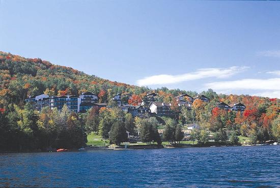 Hotel du Lac: Exterior View
