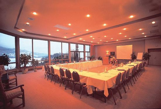 Hotel du Lac: Meeting Room