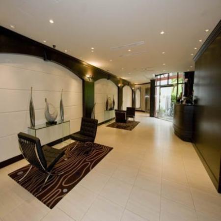 Granville Island Hotel: Lobby Picture