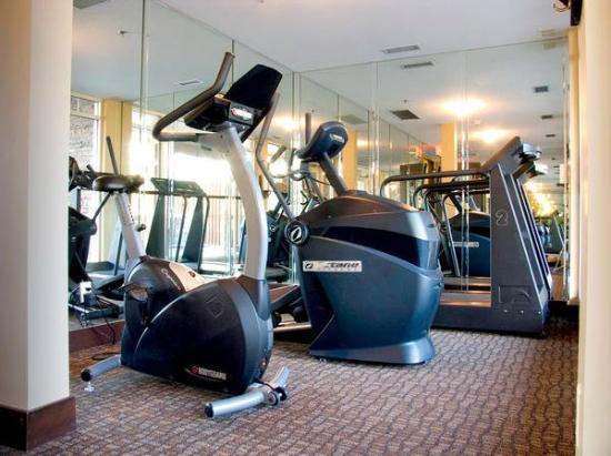 Falcon Crest Lodge: Exercise Room