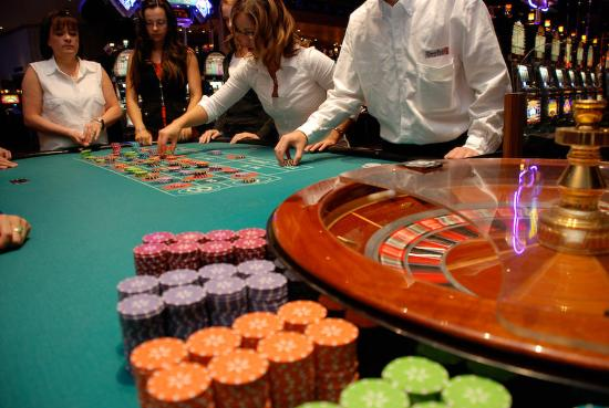 Deerfoot Inn and Casino : Casino