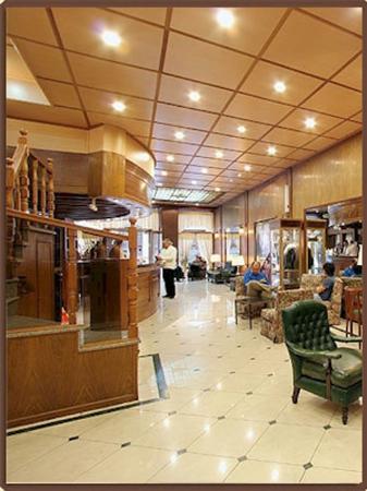 Gran Hotel de la Paix : Lobby