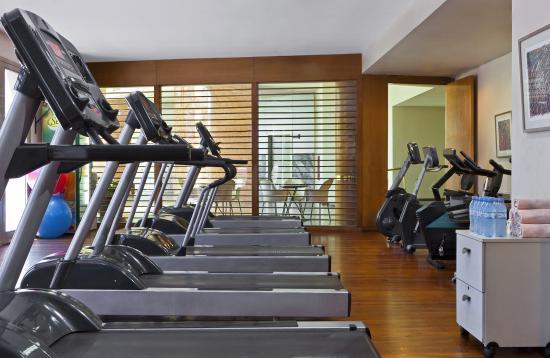 Sheraton Cordoba Hotel: Fitness Center
