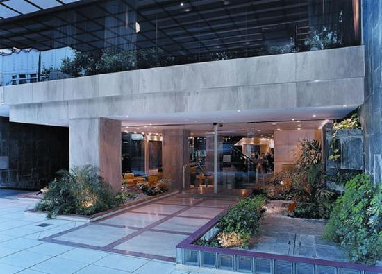 Bauen Suite Hotel: Fachada