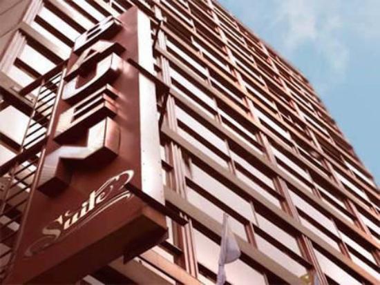 Bauen Suite Hotel: Fachada G