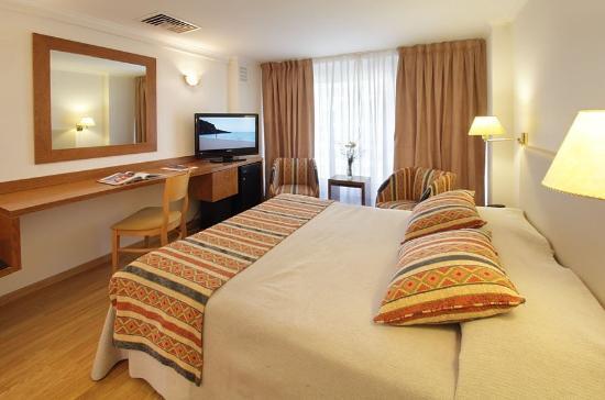 El Conquistador Hotel: Standard double