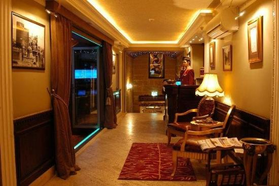 The Boutique Palace Hotel : Reception
