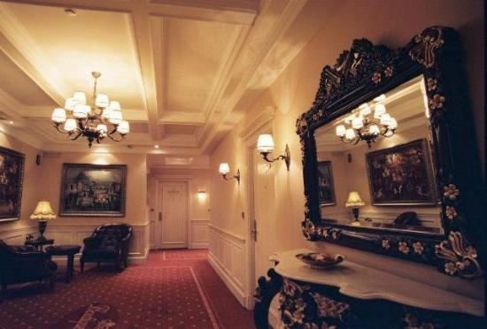 The Boutique Palace Hotel : Lobby