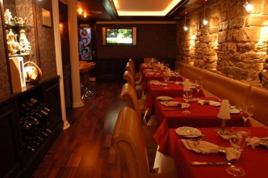The Boutique Palace Hotel : Restaurant