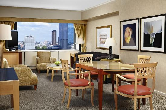 Sheraton Brussels Hotel: Junior Suite