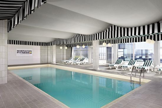 Sheraton Brussels Hotel: Pool