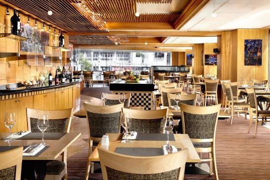 Sheraton Brussels Hotel: Crescendo Room