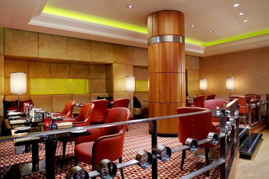 Sheraton Brussels Hotel: OBar