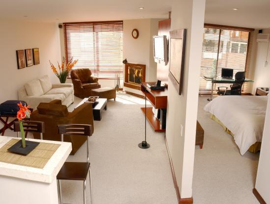 101 Park House: Executive Suite