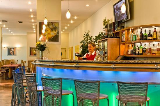 Best Western Amedia Praha: Bar