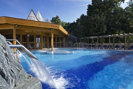 Danubius Health Spa Resort Heviz: Hydro Pool