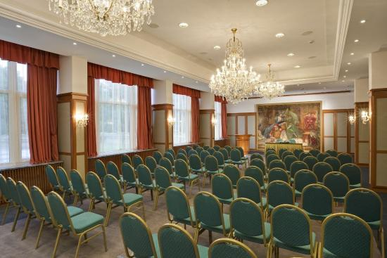 Danubius Health Spa Resort Heviz: Shakespeare Meeting Room