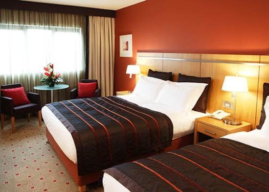 Clarion Hotel Liffey Valley: Bedroom Superior Bedroom