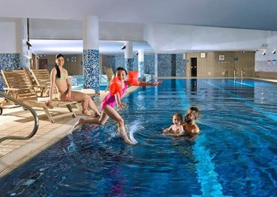 Hotel Swimming Pool Picture Of Clarion Hotel Liffey Valley Clondalkin Tripadvisor