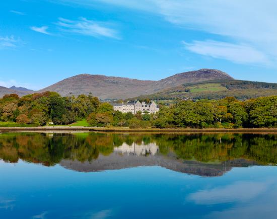 Park Hotel Kenmare : Waterview