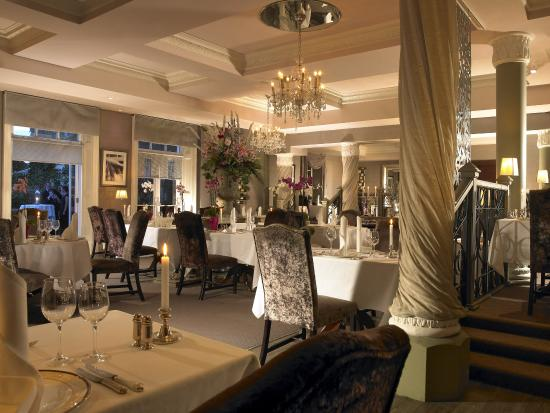 Hayfield Manor Hotel: Orchids Gourmet Restaurant