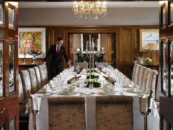 Hayfield Manor Hotel: Private Dining